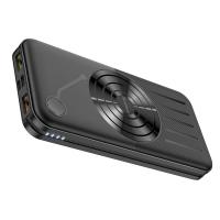 Внешний аккумулятор Borofone BJ7 10000 mAh 2USB 3A PD+ QC3.0 Black