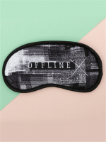 """Маска для сна """"Offline"""", 20 х 9,5 см   3784094"""