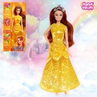 "HAPPY VALLEY Кукла ""Сказочная принцесса. История о Красавице и Чудовище""   4237709"