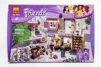Конструктор Friends 10495 (389 деталей) Продуктовый рынок