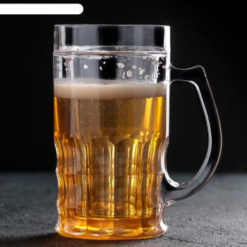 Кружка для пива охлаждающая 450 мл   4298381