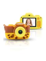 """Детский цифровой фотоаппарат """"Слоник, жираф"""""""