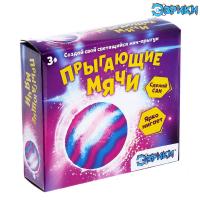 """ЭВРИКИ """"Прыгающие шары"""" , 1 форма, 3 цвета, светящийся элемент, SL-02084  3898976"""