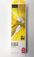 Кабель USB - Type-C MAIMI M215 1m силиконовый