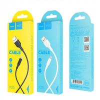 Кабель Hoco Х30 120см 2,4А Iphone