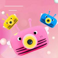 Детский цифровой фотоаппарат Пчёлка