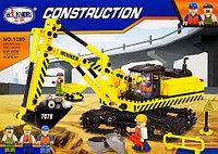 Конструктор Техника 1289 (537 деталей)