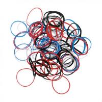 Силиконовые резинки разноцветные Ассорти: №1