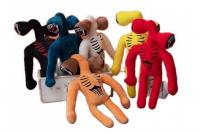 Мягкая игрушка Сиреноголовые на присоске 18см