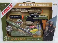 Игровой набор военного 34680