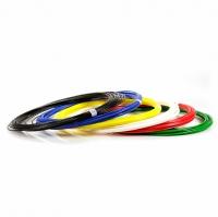 Набор пластика ABS-6 (по 10м. 6 цветов в коробке)