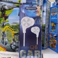 Наушники CAR Q6