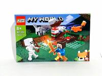 КОНСТРУКТОР MY WORLD 1006 (74 детали)