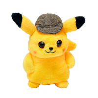 Мягкая игрушка Пикачу в кепке 25 см