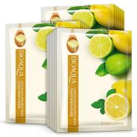 Питательная тканевая маска для лица с экстрактом лимона Bioaqua