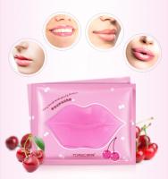 Увлажняющая маска для губ с экстрактом вишни Rorec