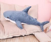 Мягкая игрушка Акула 75 см