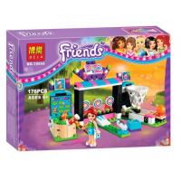 Конструктор Friend 10554 (176 деталей) Парк развлечений: игровые автоматы