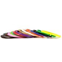 Набор пластика ABS-15 (по 10м. 15 цветов в коробке)