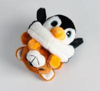"""Мягкая игрушка-трансформер """"Медведь-Пингвин""""   4963434"""