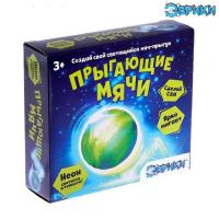 """ЭВРИКИ """"Прыгающие шары"""" , 1 форма, 4 цвета, светящийся элемент, SL-02083  3898975"""