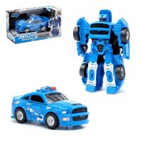"""Робот-трансформер """"Полицейский"""", световые и звуковые эффекты 3795353"""