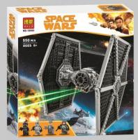 Конструктор Star Wars 10900 (550 деталей) Имперский истребитель СИД