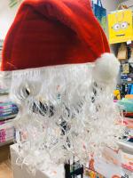 Шапка Дед Мороза, HX052