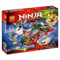 Конструктор Ninja 79122 (569 деталей) Корабль Ронана