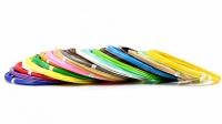 Набор пластика ABS-20 (по 10 метров 20 цветов)
