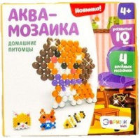 """Аквамозаика для детей """"Домашние питомцы"""" 2933735"""