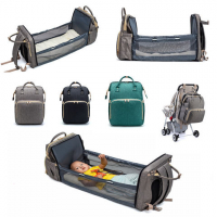 Рюкзак для мамы со встроенной кроваткой