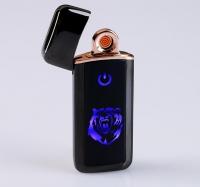 """Зажигалка электронная """"Медведь"""" в подарочной коробке, USB, спираль, 3х7.5 см 4503205"""