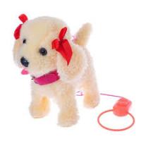 """Интерактивная собака """"Любимый щенок"""" ходит, лает, поет песенку, виляет, хвостиком   3698255"""