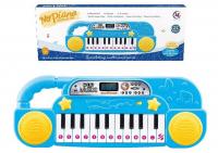 Игрушка №6630А Синтезатор/коробка/33*3,5*12,7