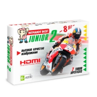 Dendy 8bit Junior Classic HDMI mini (+картридж 42в1) Денди