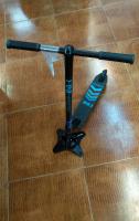 Самокат трюковой FINE SCOOTER колеса ПУ 110мм, алюминиевая ступица , HIC