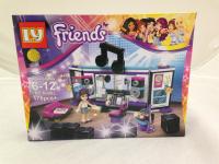 Конструктор Friends М3001 (176 деталей) Студия звукозаписи