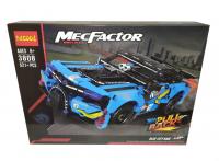 Конструктор Mec Faktor 3808 (521 деталь)