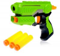 """Пистолет """"Меткий стрелок"""", стреляет мягкими пулями, цвета МИКС 874738"""