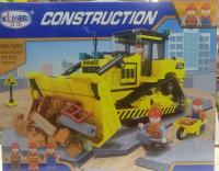 Конструктор Техника 1291 (624 детали)