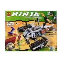Конструктор NIJIA 9788 (621 деталь) Сверхзвуковой рейдер