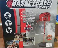 """Игровой набор №0754-902В """"Баскетбол""""/d-32сm,h-165cm/коробка/47*9,5*36,8"""