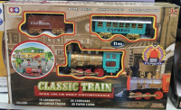 08021 Поезд с рельсами набор