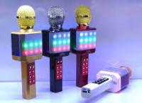 Микрофон караоке с подсветкой WS-1828