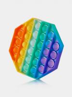 Тактильная игрушка антистресс POP IT восьмиугольник
