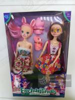 8168 Зачарованные куклы 2 шт. в наборе
